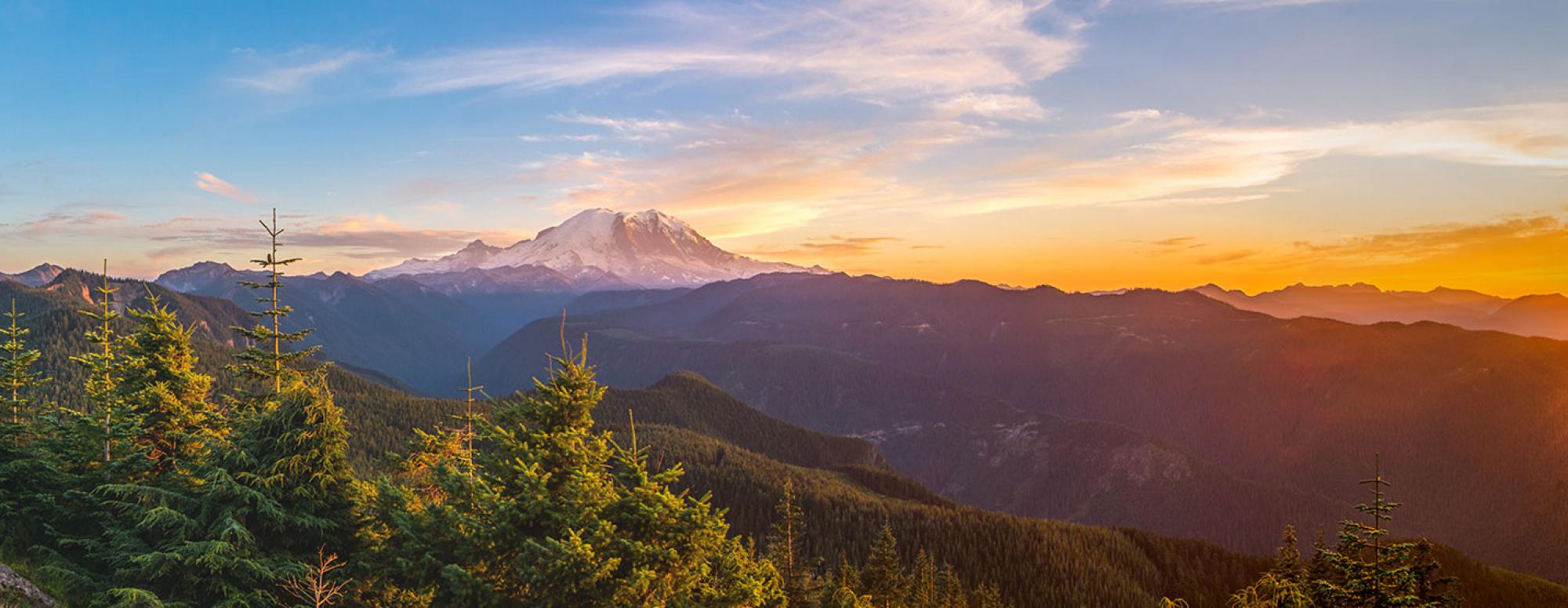 Rainier horizon